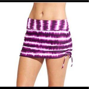 Athleta Del Mar Scrunch Skirt
